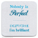 4 Pack Of Express Yourself Coasters