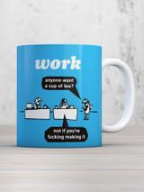 Cup Of Tea? Boxed Mug