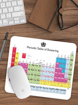 Periodic Table Mouse Mat Pad