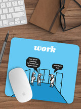 Great Meeting Mouse Mat Pad