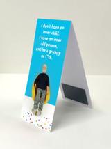 Inner Child Magnetic Bookmark