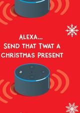 Alexa Christmas Gift Wrap
