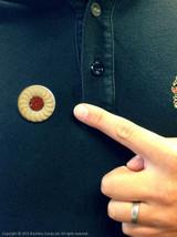 Biscuit Badge