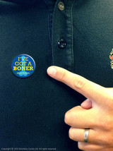Boner Badge