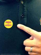 Single & Horny Badge
