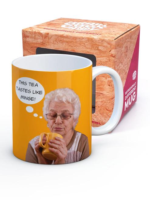 Minge Tea Boxed Mug