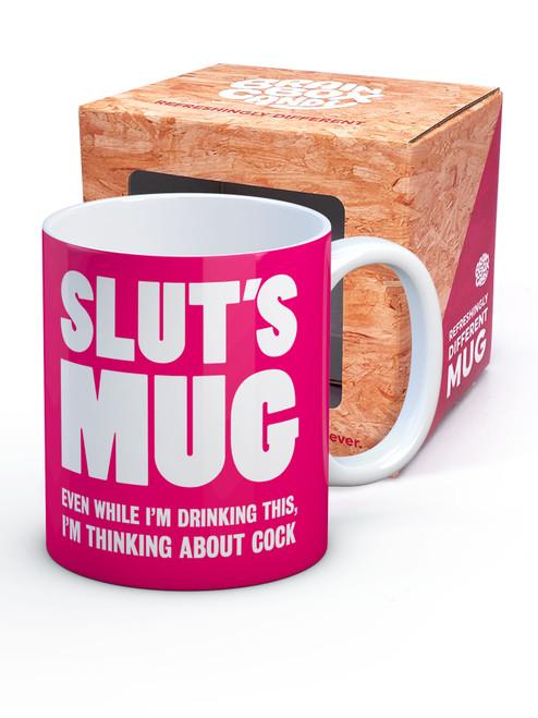 Sluts Boxed Mug
