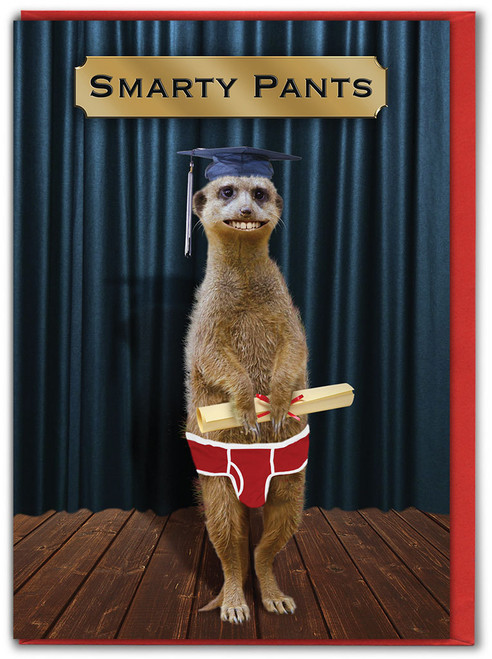 Smarty Pants Congratulations / Exams / Graduation Card