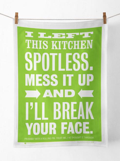 Spotless Kitchen Tea Towel