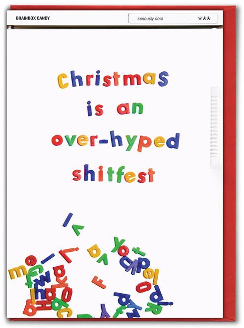 Xmas Shitfest Christmas Card