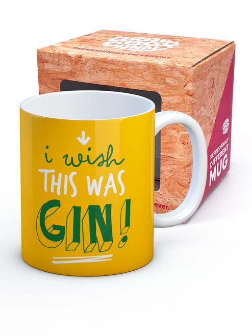 Wish This Was Gin Mug