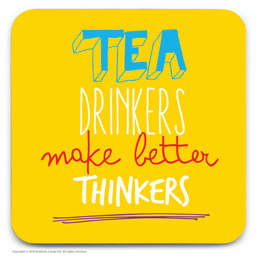 Tea Drinkers Coaster