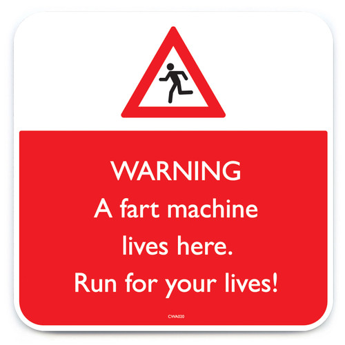 Fart Machine Coaster