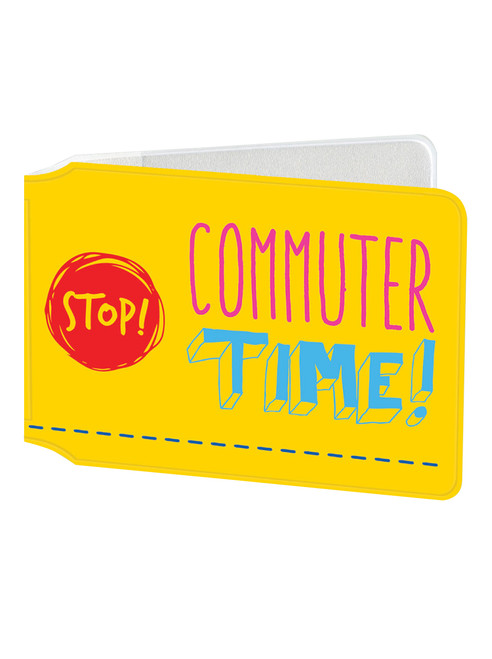 Stop! Commuter Time Oyster Wallet