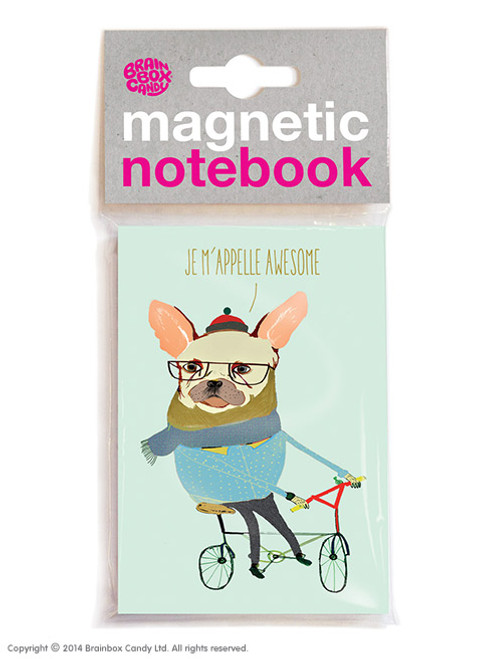 Awesome Magnetic Notebook