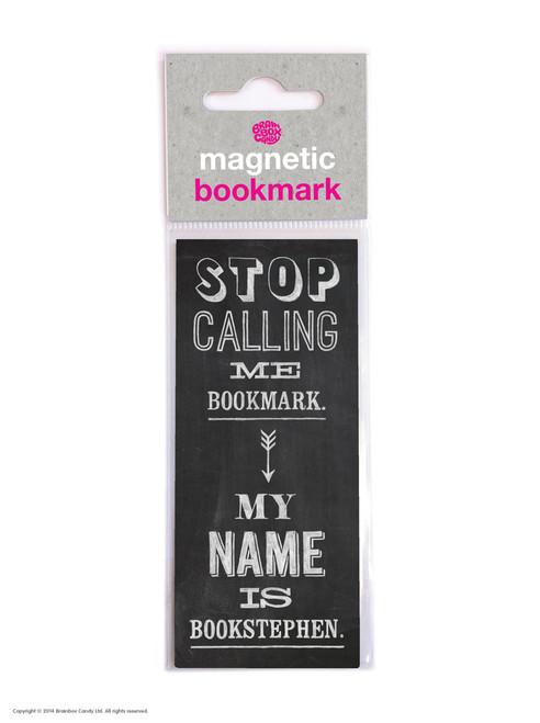 BookStephen Magnetic Bookmark