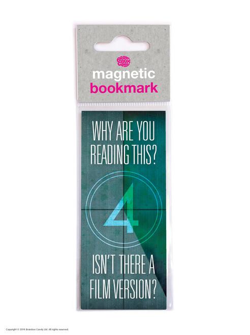 Film Version Magnetic Bookmark