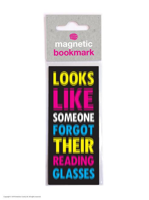 Reading Glasses Magnetic Bookmark