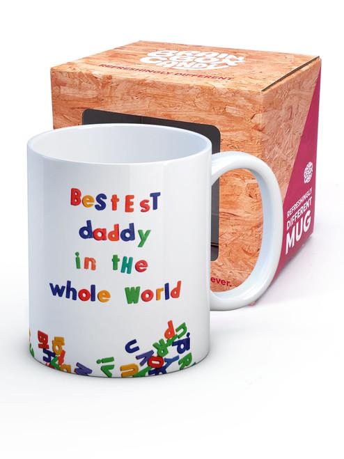 Bestest Daddy Mug