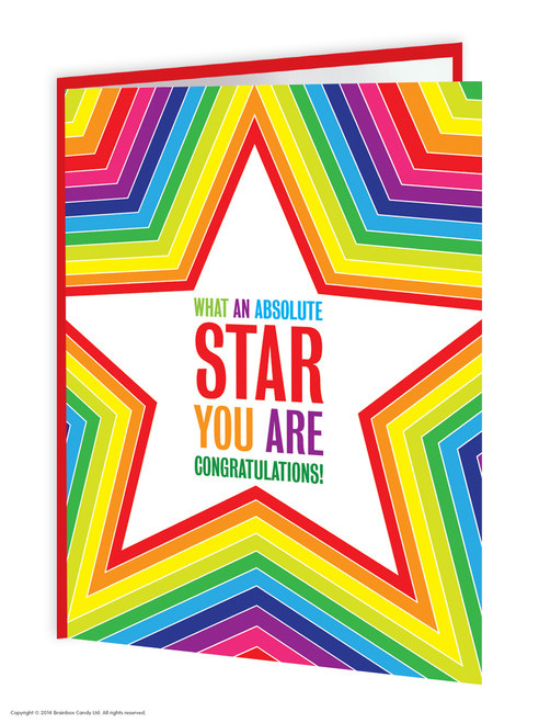 Absolute Star You Are