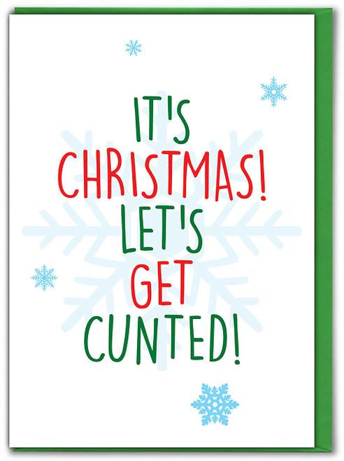 It's Christmas! Christmas Card