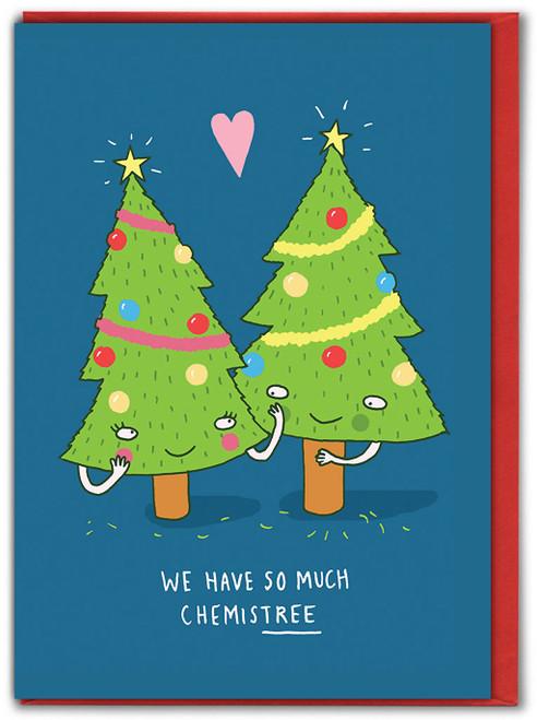 Chemistree Christmas Card