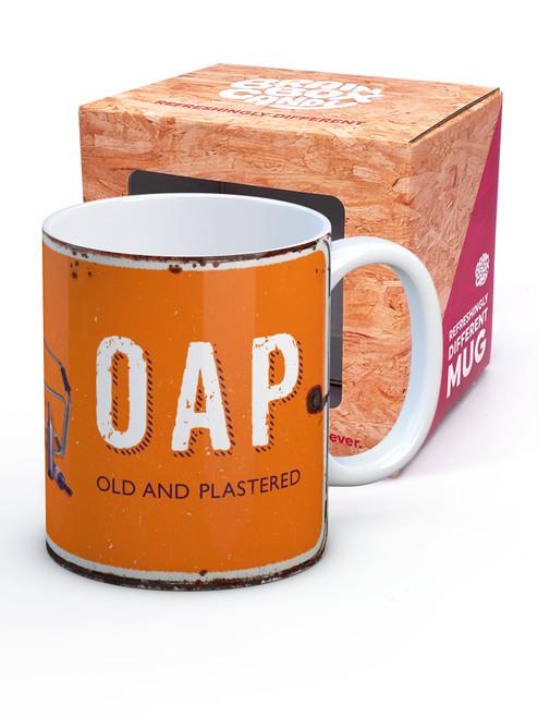 OAP Boxed Mug