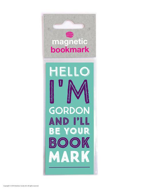 Gordon Magnetic Bookmark