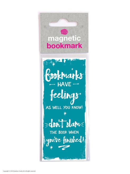 Feelings Magnetic Bookmark