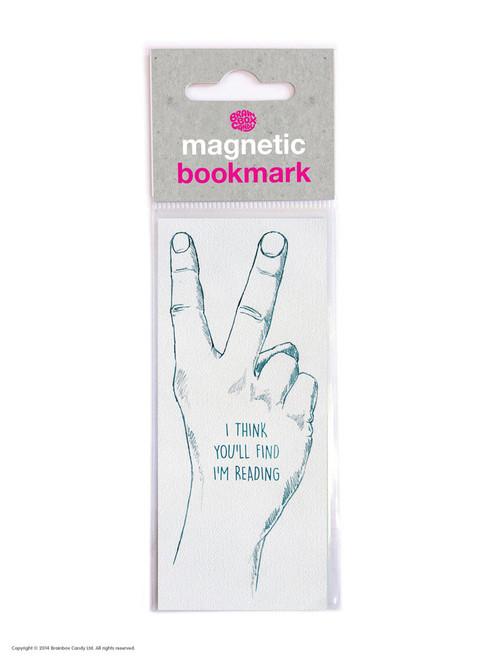 I'm Reading Magnetic Bookmark