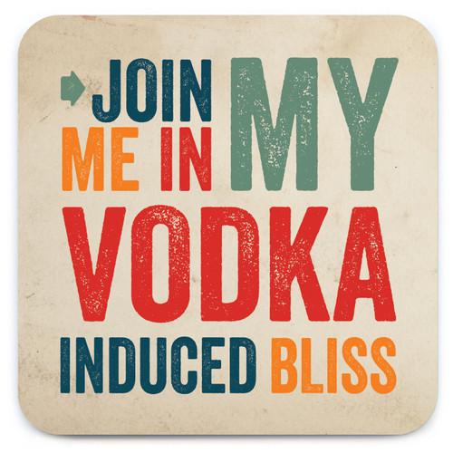 Vodka Bliss Coaster