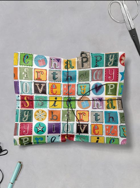 Lovely Pressie Gift Wrap