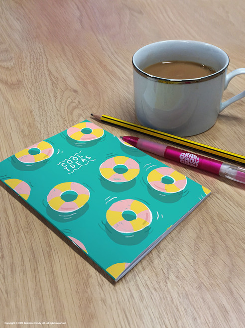 Cool Ideas A6 Notebook