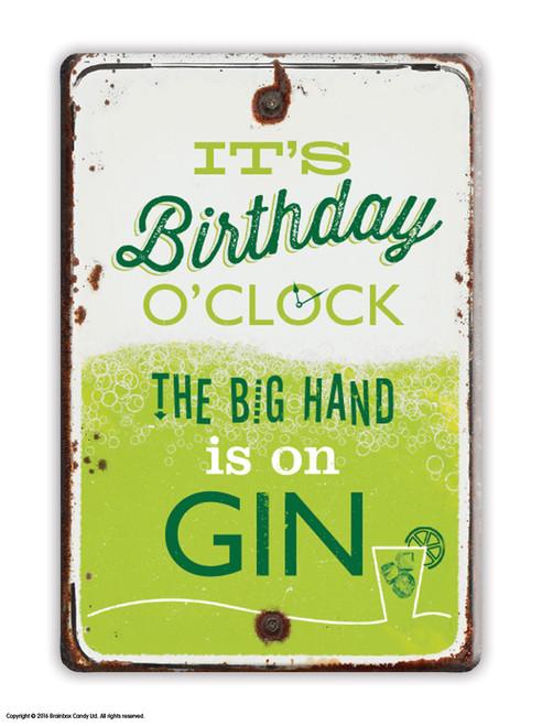 Gin O'Clock Fridge Magnet