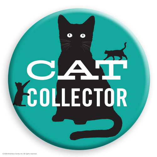 Cat Collector Badge