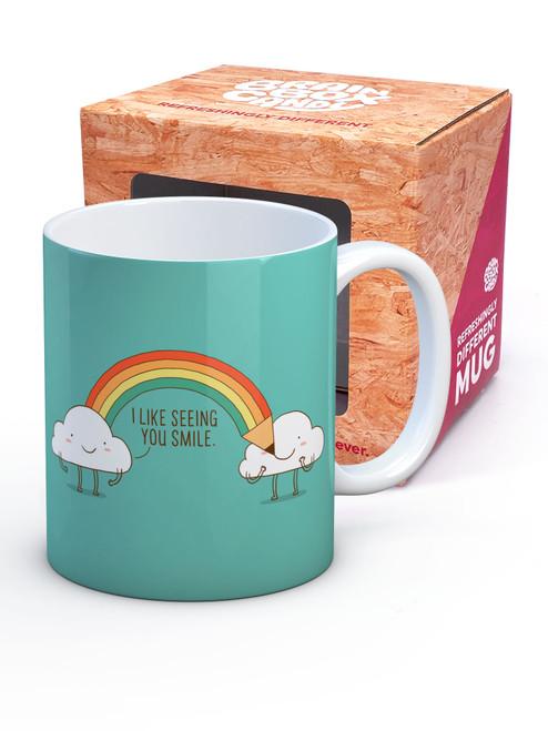Happy Clouds Boxed Mug