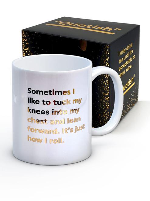 How I Roll Boxed Mug