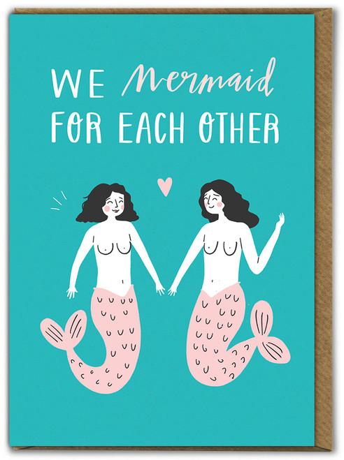 Same Sex Birthday/Anniversary Card
