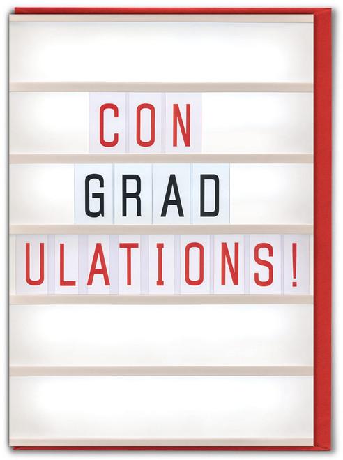 Congradulations Greetings Card (LIGHT028)