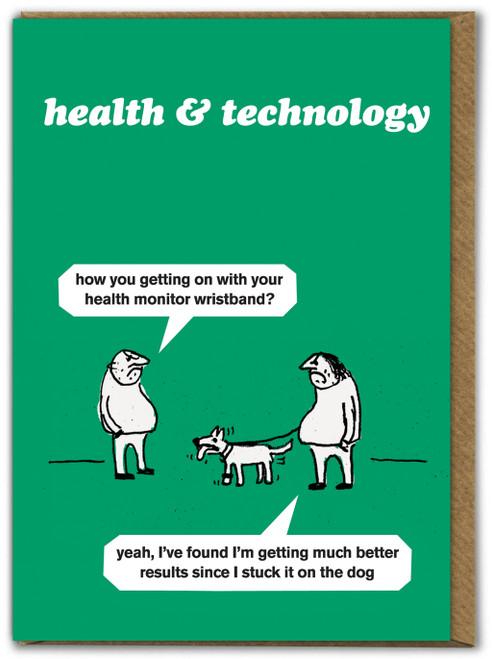 Health Monitor Card
