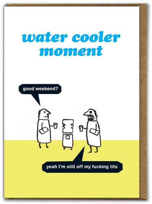 Water Cooler Card