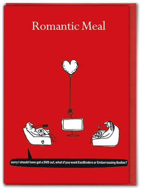 Romantic Meal Valentine