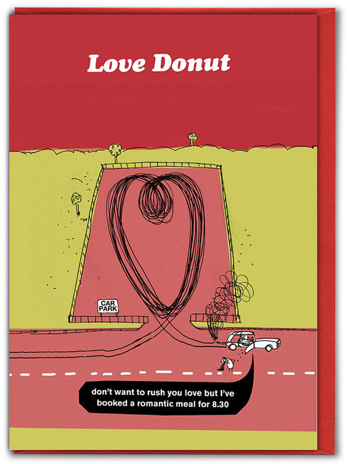 Love Donut Valentine