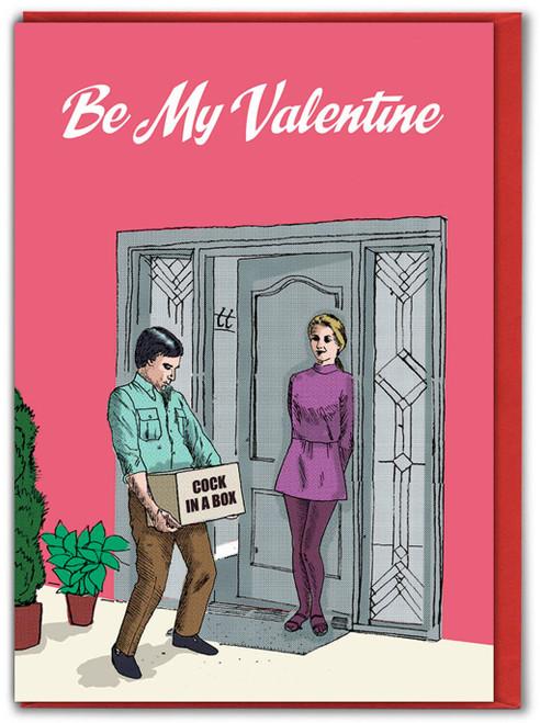 Cock In A Box Valentine