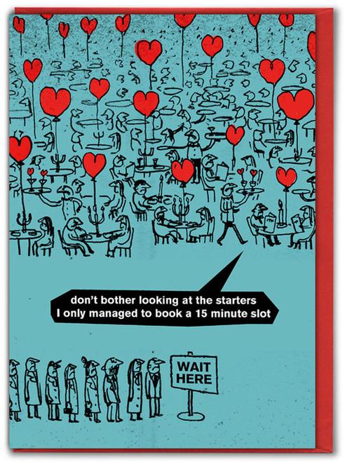 15 Minute Slot Valentine