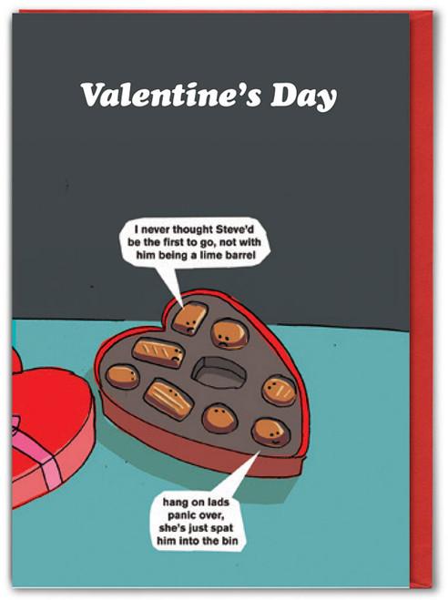 Chocolates Valentine