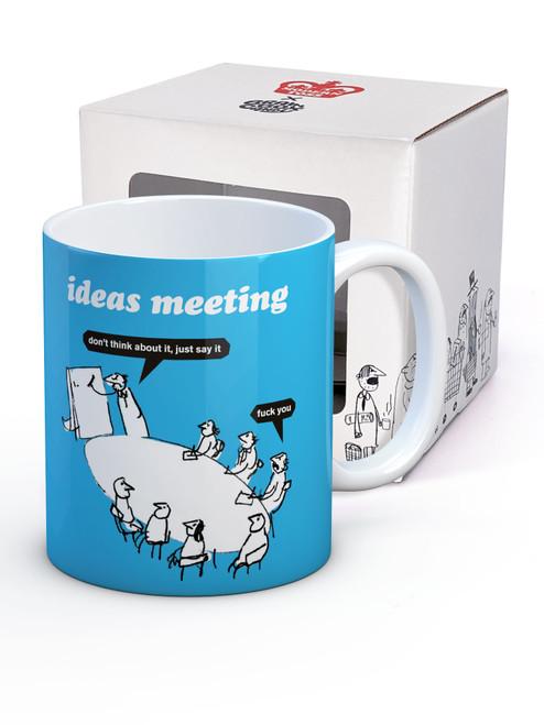 Ideas Meeting Mug