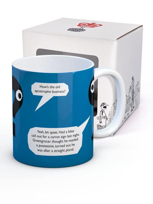 Apostrophe Business Mug