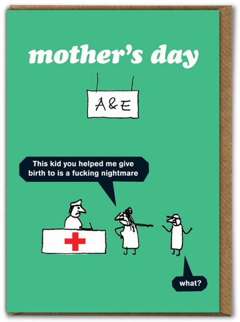 Mothers Day A&E