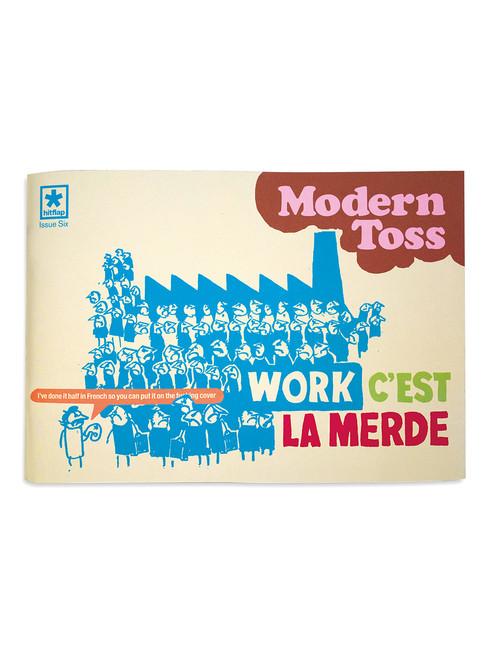 Modern Toss Comic - Issue 6